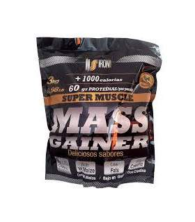 Mass Gainer 3Kg con Creatina Iron Supplements